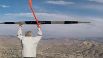 Watch A RC Airplane Set A New Speed Record Of 548 MPH
