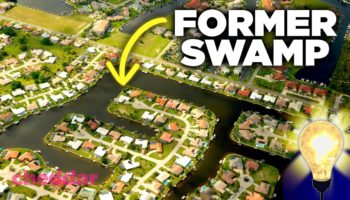 How An Army Of Real Estate Rogues 'Invented' Florida From Swamps