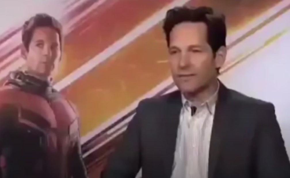 Paul Rudd Has The Best Response To How To Pronounce The Name Of Thor's Hammer - Digg
