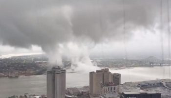 New Orleans Residents Were Baffled By These Odd Clouds. Meteorologists Explain
