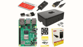 This Kit Has Everything You Need To Get Started With Raspberry Pi 4
