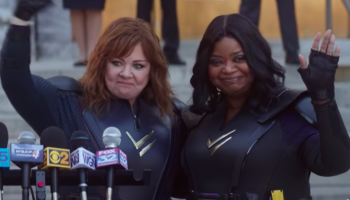 Octavia Spencer And Melissa McCarthy Are Newly-Minted Superheroes In 'Thunder Force' Trailer