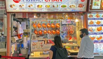 I Ate The World's Cheapest Michelin-Starred Meal