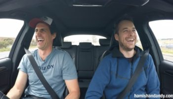 These Comedians Tested How Far Their Car Would Go On An Empty Tank Of Gas