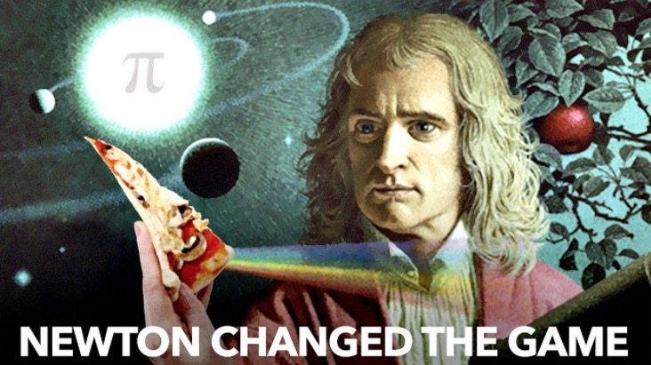 How Isaac Newton Changed The Way We Calculated Pi Forever - Digg