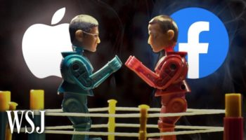 Why Facebook Is Fighting Apple Over Your iPhone