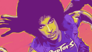 Prince And Basketball: Match Made In Heaven, Draped In Purple