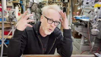 Adam Savage Gets Emotional Answering A Fan Question About How 'MythBusters' Contributed To Science