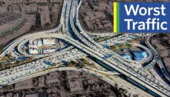 How Did Los Angeles's Traffic Get So Congested?