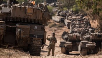 A Press Corps Deceived, And The Gaza Invasion That Wasn't