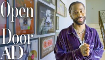 Peek Inside Rapper Big Sean's Zenned Out Beverly Hills Mansion That Exudes Crystal Energy Chic