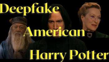 Someone Used Deepfake To Switch The Actors In 'Harry Potter' Movies To American Actors, And The Result Is...