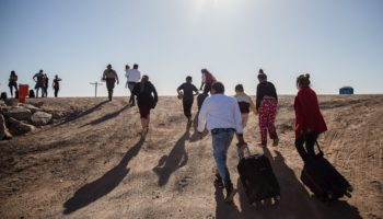 From India, Brazil And Beyond: Pandemic Refugees At The US Border