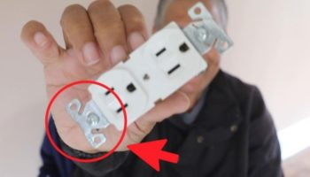 Here's The Hidden Tool Found In An Electrical Outlet