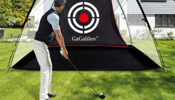 Practice Your Precision Golf Swing In Your Back Yard