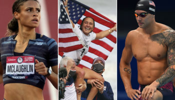 What Artists And Songs USA Olympians Rely On Just Before They Go For Gold