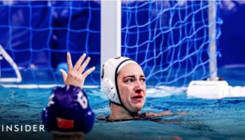 Here's Why Water Polo Is The Hardest Olympic Sport
