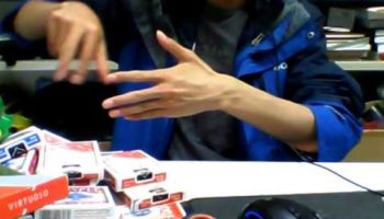 This Guy's Humble Magic Trick With His Thumb Is Breaking Our Perception Of Reality