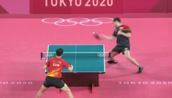 Watch The Thrilling Conclusion Of The Most Intense Round Of Table Tennis At The Tokyo Olympics