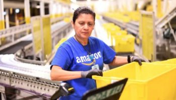 1 Out Of Every 153 American Workers Is An Amazon Employee