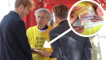These Pranksters Trick Anti-Vaxxer Piers Corbyn Into Accepting £10,000 If He Stopped Criticizing...
