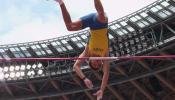 Watch Mondo Duplantis Leap Over This 18 Foot Clearance At The Tokyo Olympics Qualifying Like A Total Boss