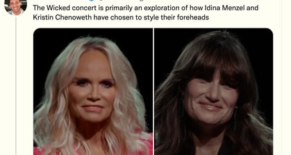 Ranking PBS's 'Wicked In Concert' Moments By Sheer Bafflement