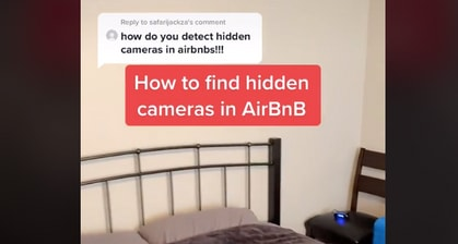 puter Security Researcher Offers Tricks To Spot The Hidden Cameras In An Airbnb Or Hotel