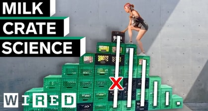 Here's Why You're Pretty Much Guaranteed To Fail The Milk Crate Challenge