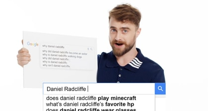 Daniel Radcliffe Reveals The Shocked Reaction From Fans When He Tells Them This One Fact About Himself