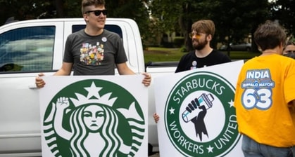 'It's Almost Comical:' Starbucks Is Blatantly Trying To Crush Its Union
