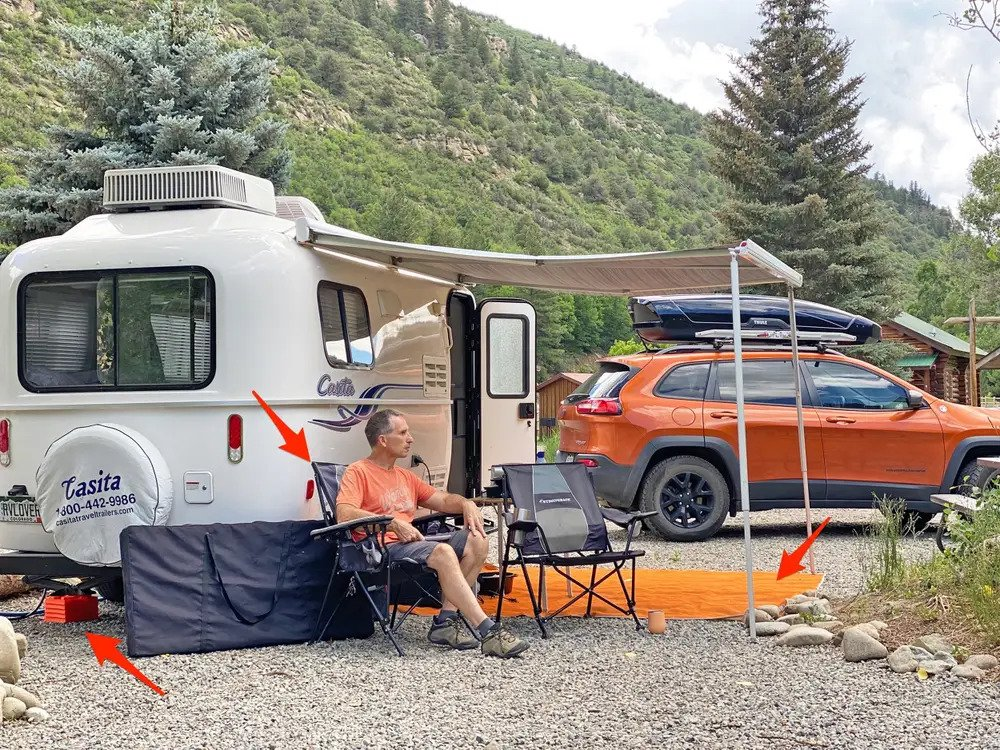 A Couple Who Traveled To 48 States In An RV Share 17 Things They Would Never Go On A Trip Without