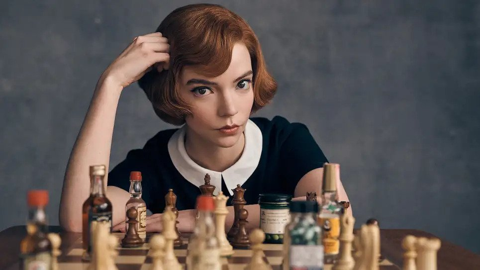 Chess Star Sues Netflix Because 'Queen's Gambit' Erased Her Accolades