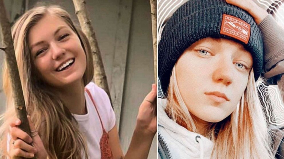 Body 'Consistent With Description' Of Gabby Petito Found In Bridger-Teton National Forest