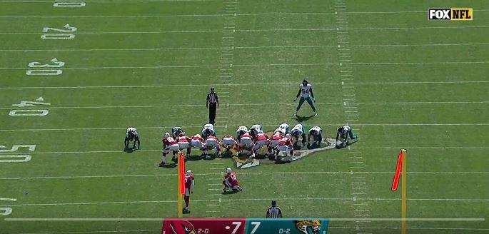 A 68-Yard Arizona Field Goal Attempt Turns Into A 109-Yard Jacksonville TD Return