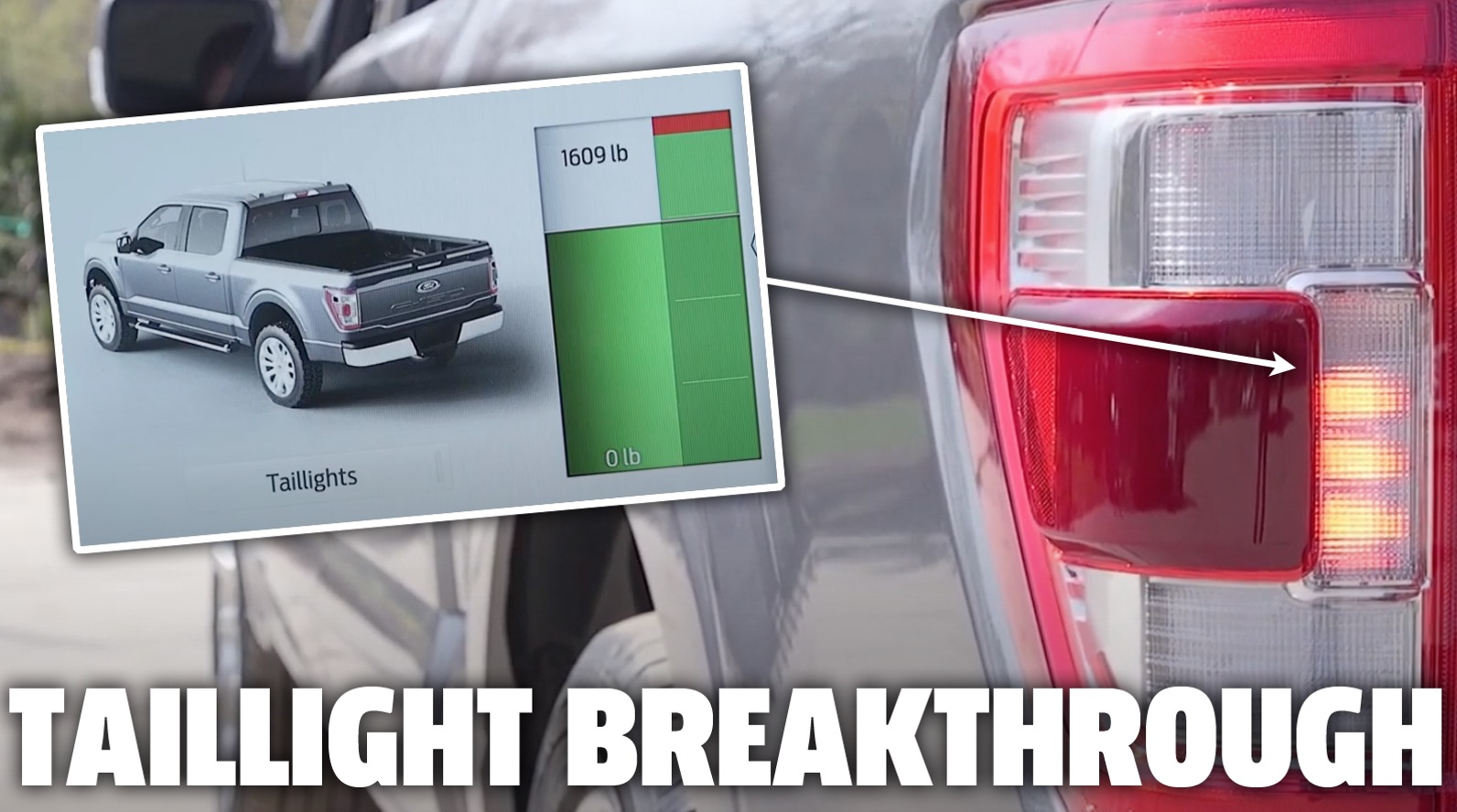 Ford F-150 Taillights Have A Feature Previously Unknown In All Of Taillightdom