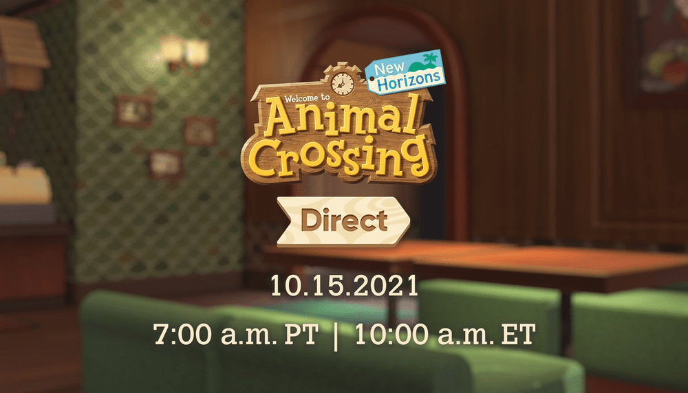 Where To Watch The 'Animal Crossing' Direct