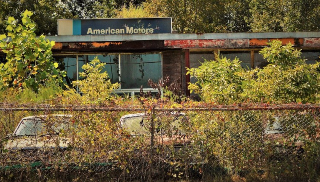 The Clock Is Ticking For America's Last AMC Dealership