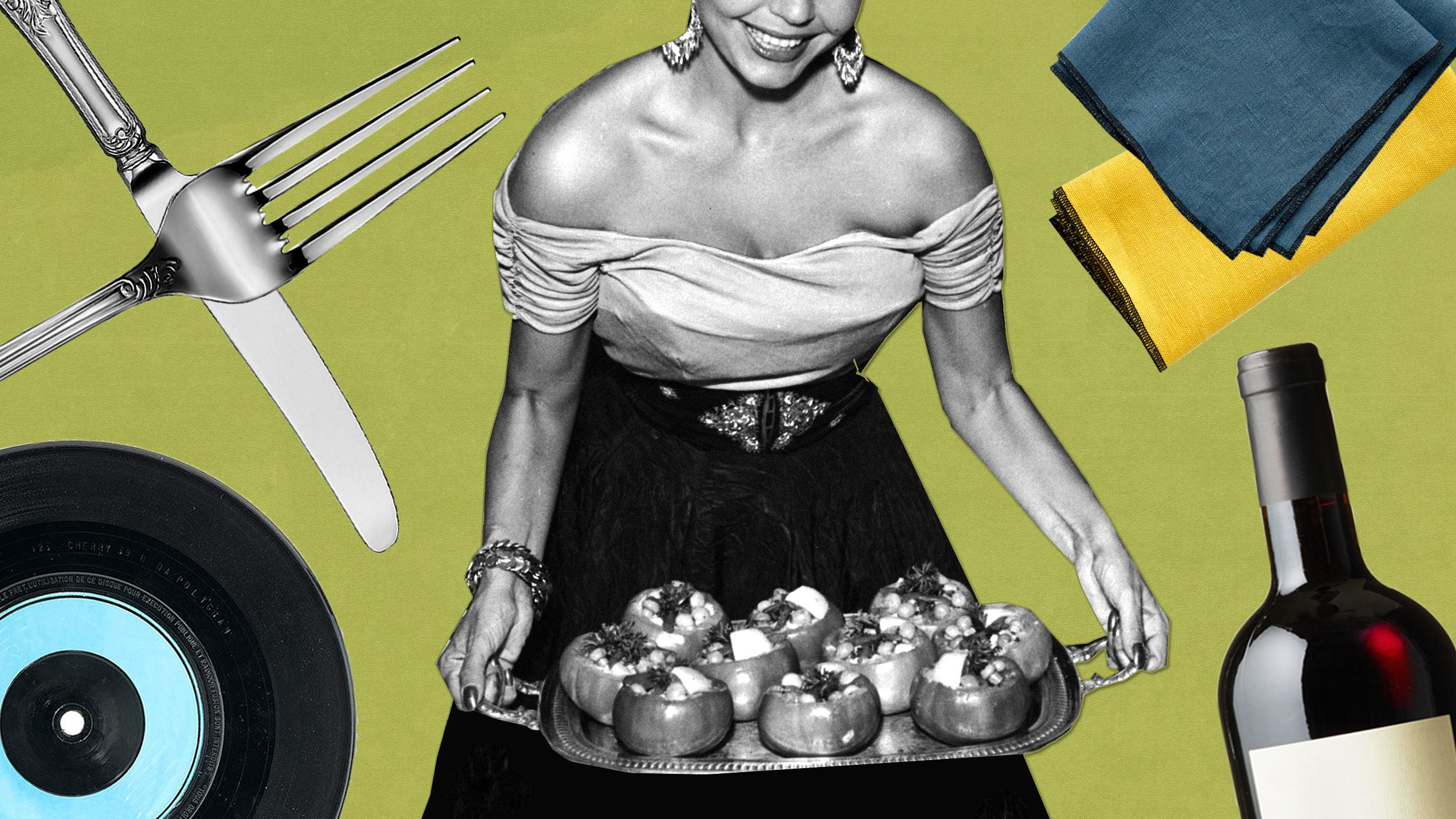 The New Rules Of Dinner Parties