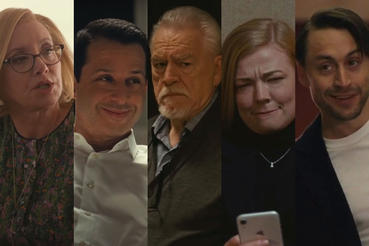 The Fifty-Five Best Insults From 'Succession,' Ranked