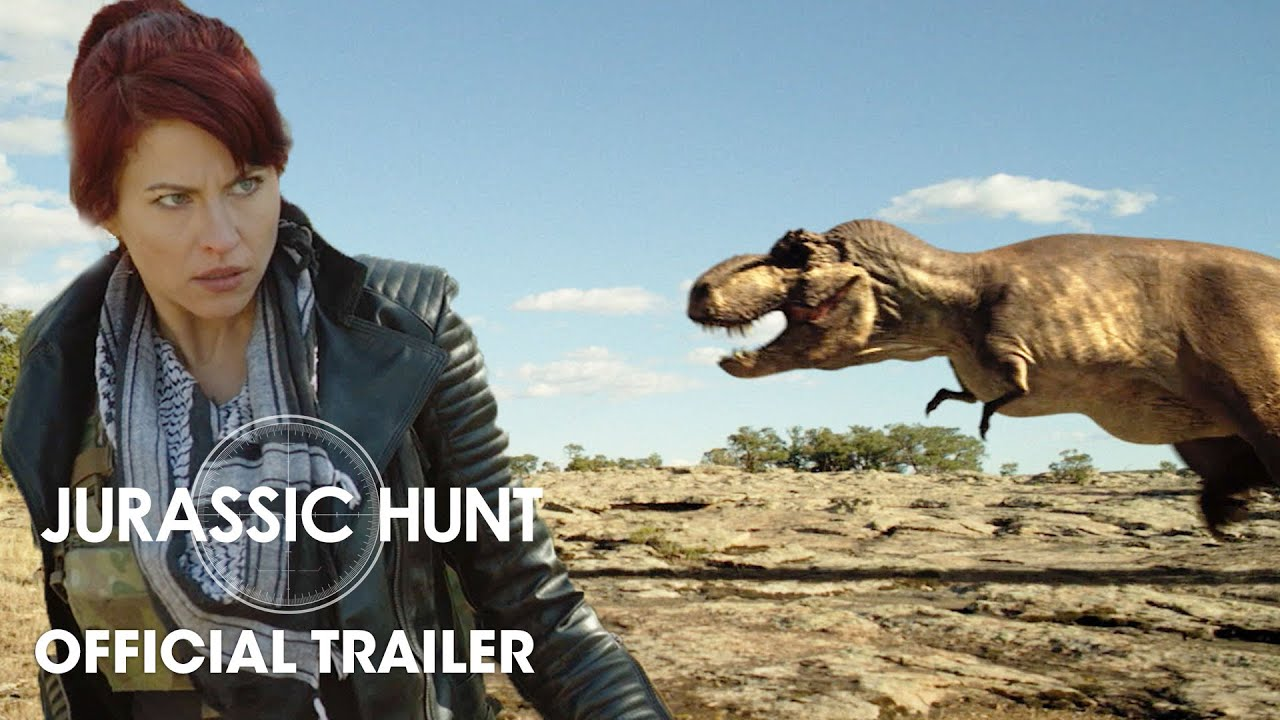 We Can't Believe This Trailer For 'Jurassic Hunt,' Which Gets Worse Every Second We Watch It, Is For A Real...