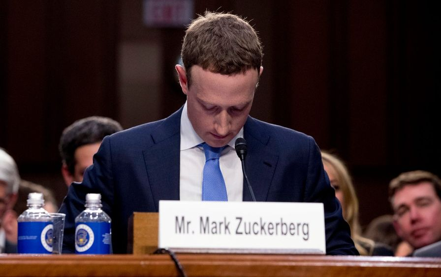 Mark Zuckerberg Knows Exactly How Bad Facebook Is