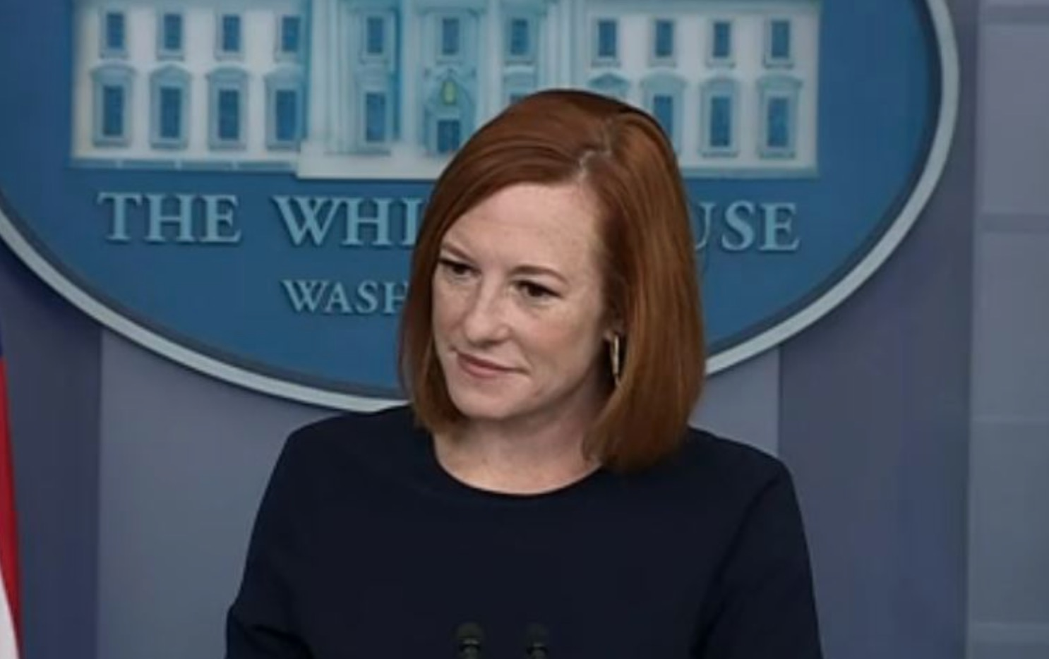 Jen Psaki Dunks On Peter Doocy's Question About Executive Privilege By Reminding Him Donald Trump Incited...