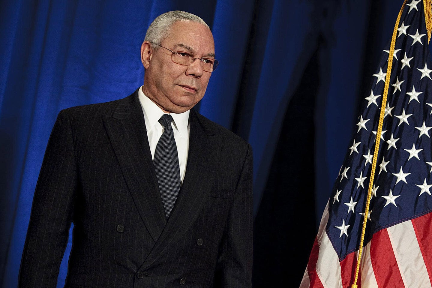 The Moment When Colin Powell Squandered His Career