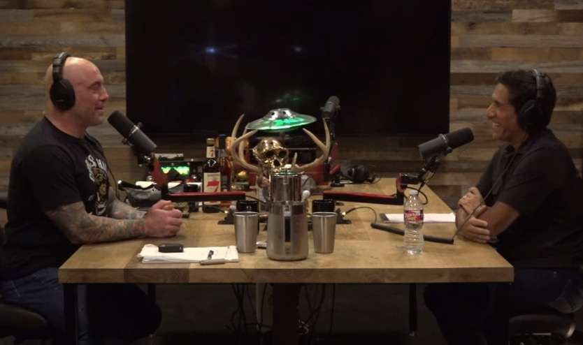 Why Joe Rogan's Interview With Dr. Sanjay Gupta Was The Least Productive Conversation