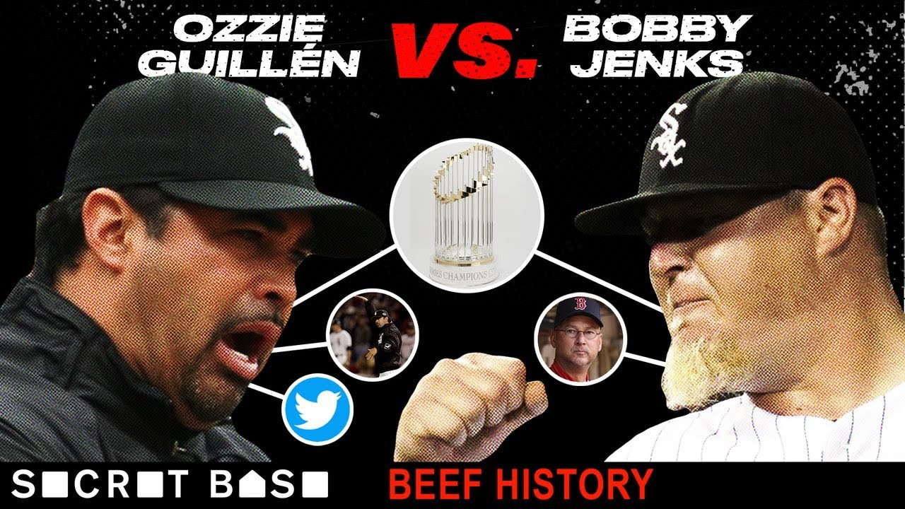 This Baseball Beef Got Flash-Fried By Threats Of Throat-Ripping, Twitter And Some White Socks