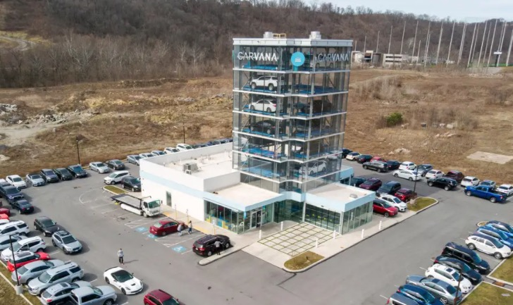 Good Luck With Your Carvana Purchase